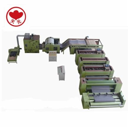 ZCJ-1000型针刺棉生产线