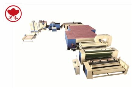 WJM-2型无胶棉生产线(柴油、天然气加热)