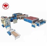 WJM-3无胶棉生产线