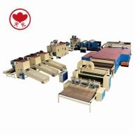 YWJM-1硬质棉/无胶棉生产线