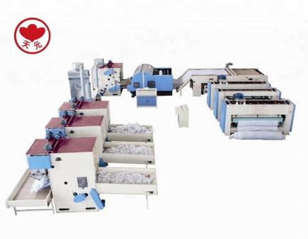 ZCJ-1000针刺棉生产线