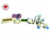 ZXJ-380枕芯充装机+KBJ-2开包机